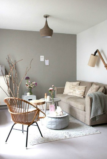 Awesome Inspiratie Kleuren Woonkamer Contemporary - Interior Design ...