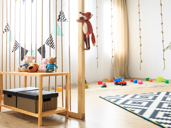 Thema kinderkamer idee
