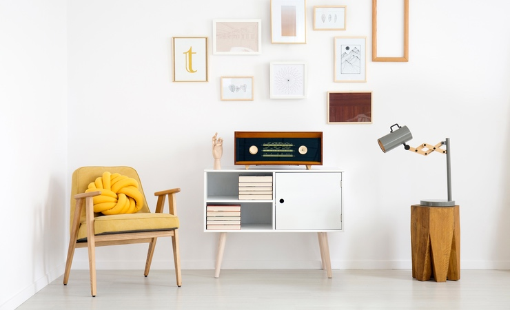 Retro interieur | vintage is the new old
